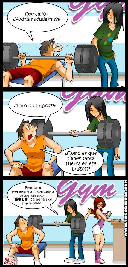 Actualizado: Living with Hipster Girl and Gamer Girl - Taringa!