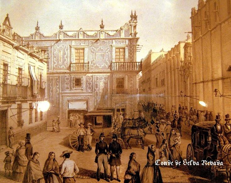 Palacio de los azulejos mexico d f la ciudad de los for Azulejos mexico