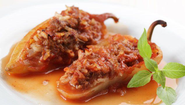 68 best images about sin carne on pinterest recetas no - Chipirones rellenos en salsa de tomate ...
