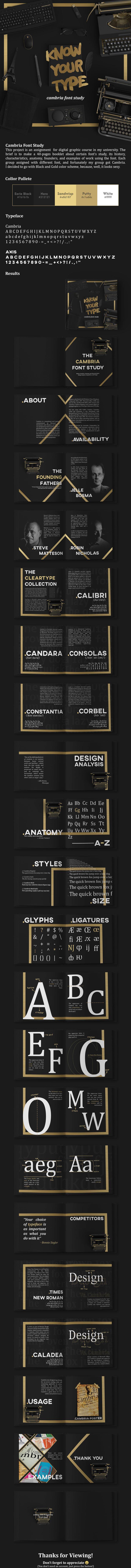 Best 25+ Cambria font ideas on Pinterest | Font combinations, Font ...