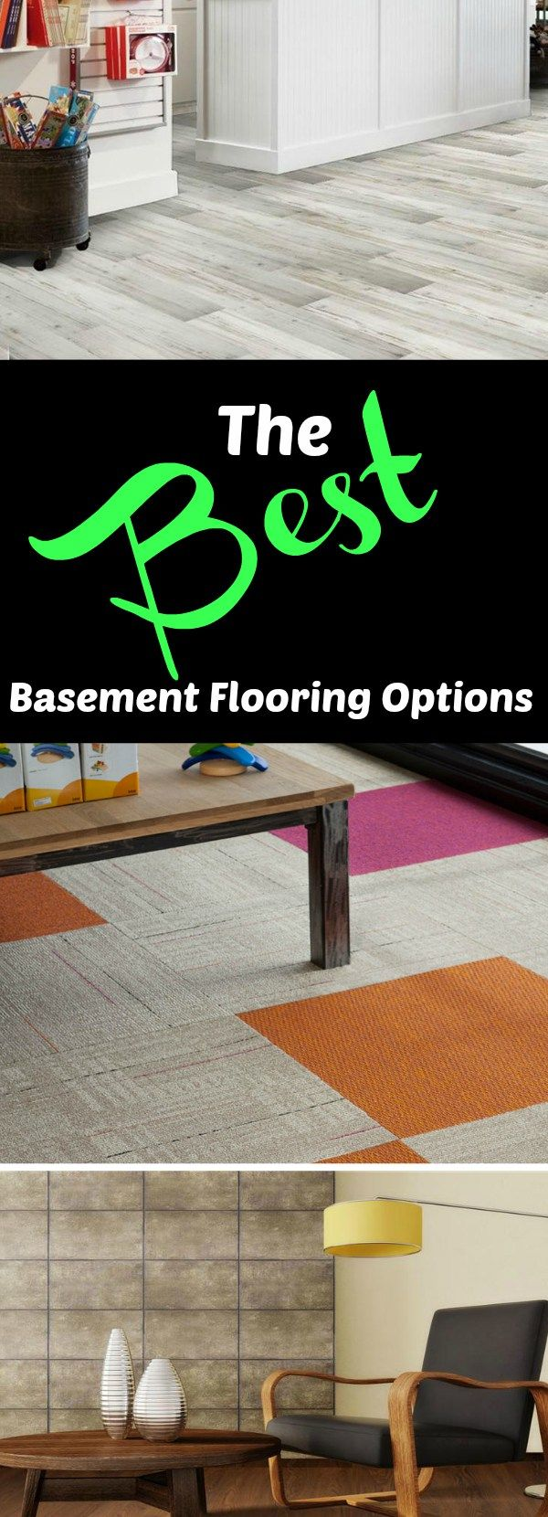 The Best Basement Flooring Options: Discover the best, trendiest and affordable…