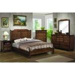$1,545.64  Yuan Tai Furniture - Dartmouth 5 Piece Queen Bedroom Set - DA4400Q-5SET-DR-M-N