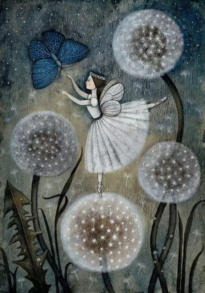 Best 257 Au pays des fées ideas on Pinterest | The fairy, Angel and ...