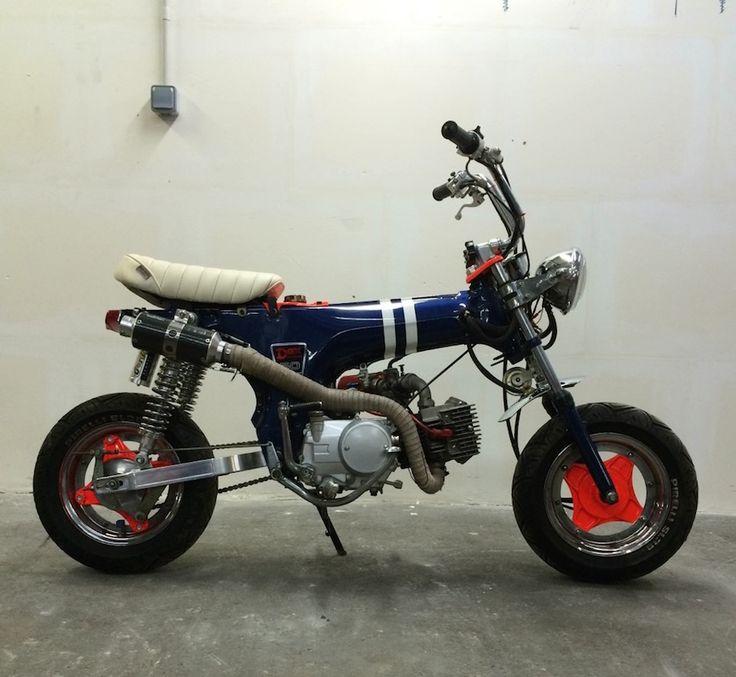 273 best images about motorcycle cubs on pinterest. Black Bedroom Furniture Sets. Home Design Ideas
