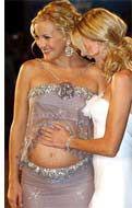 Yoga para embarazadas en Hollywood