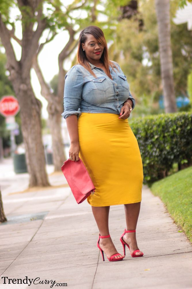 17 Best ideas about Yellow Pencil Skirt on Pinterest | Yellow ...