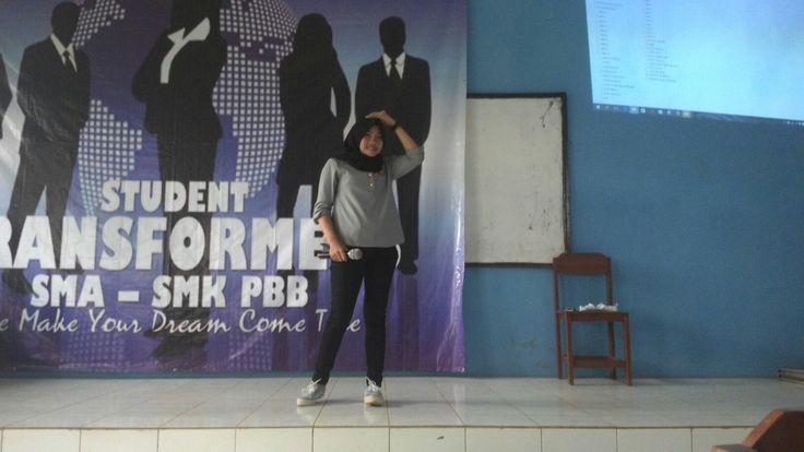 Aam Cewek Paling Cantik di SMA PBB Arjasari Bandung Indonesia