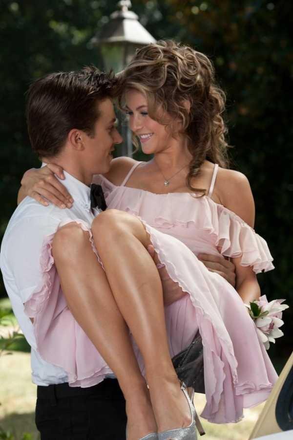 Love her dress...Footloose