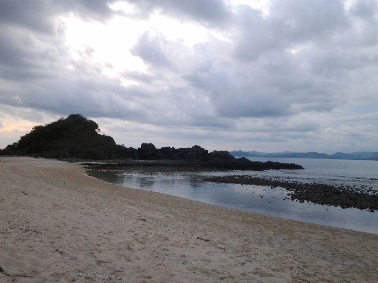 Semeti Beach, Lombok, Indonesia