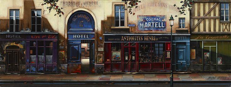 """""""Hotel-Montmartre""""  2012"""