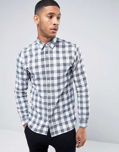 Prezzi e Sconti: #Selected homme camicia in flanella a quadri taglia S  ad Euro 23.49 in #Selected homme #Male saldi camicie