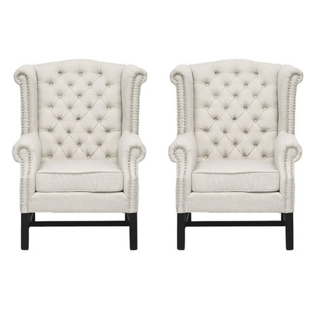 Sussex Club Chair (Set of 2)  Under 700 for 2