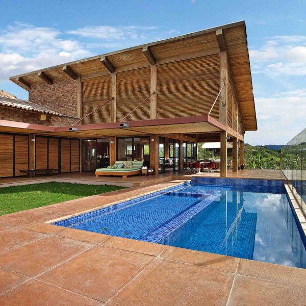 Mountain House Residential by David Guerra