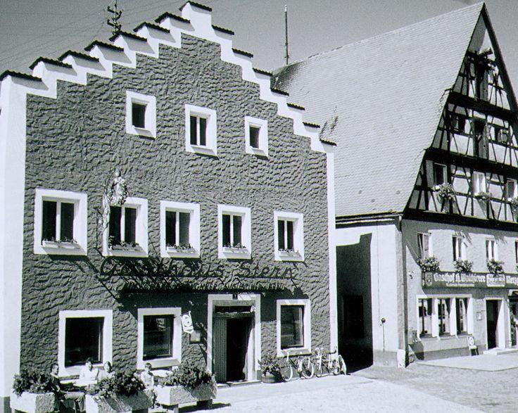 Gasthof Stern alt, Beilngries, http://www.projekt-jurahaus.de