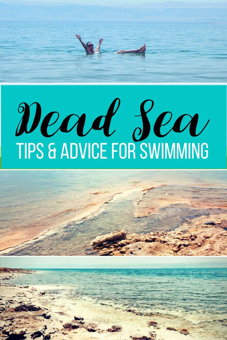 Tips Advice And What To Bring For A Swim In The Lowest Point On Earth The Salty Waters Of The Dead Sea In Jordan Jordan Travel Travel Africa Travel