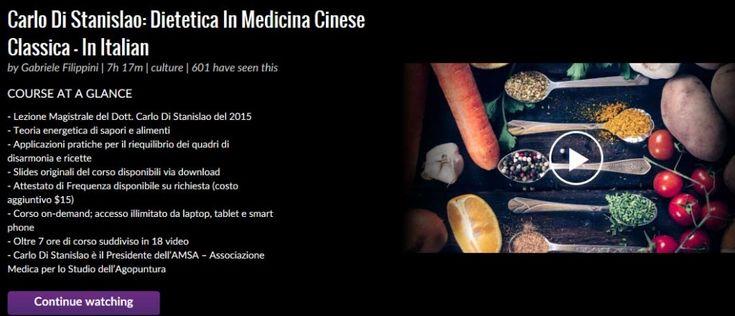 Il video seguente è tratto dal seminario dedicato alla Dieteticain Medicina Cinesetenuto nel maggio 2015 a Bresciadal dott. Carlo Di Stanislao presso Wu Wei Scuola di Tuina e Qigong.Durante le ...