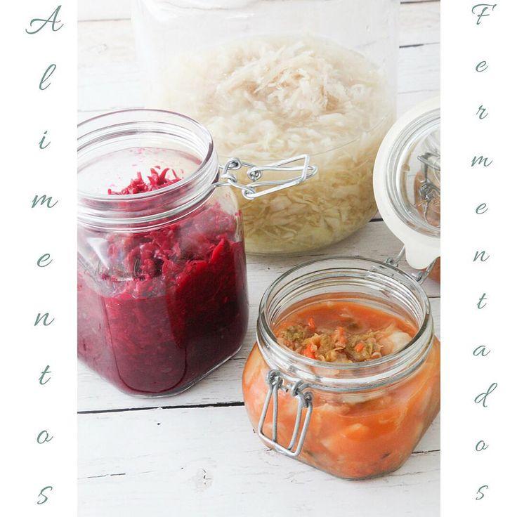Alimentos fermentados tradicionalmente  Los preparo con constancia porquehellip