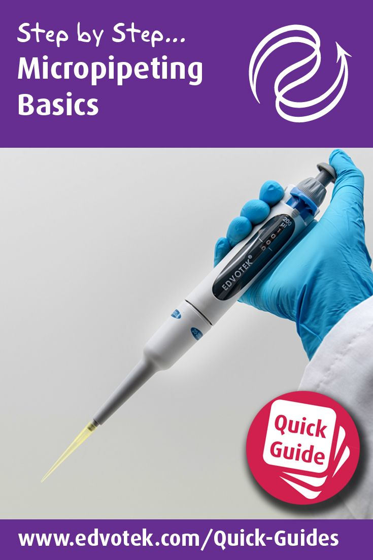 Micropipeting Basics