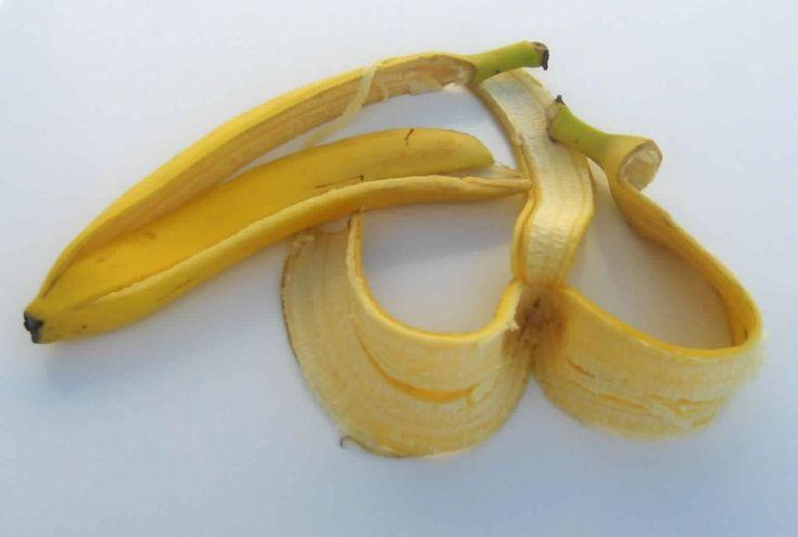 Astuces étonnantes avec la peau de banane