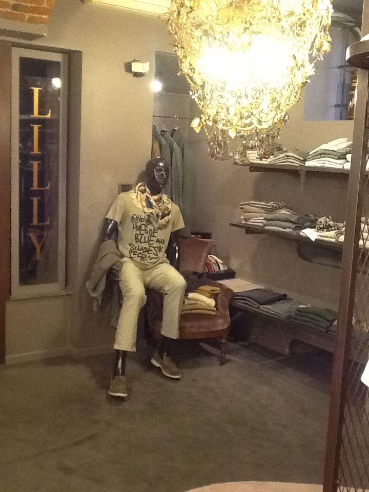 abbigliamento e accessori uomo springsummer2014 Lilly abbigliamento