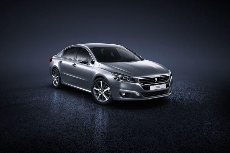 Peugeot 508 restylée : premières photos officielles ! - L'argus
