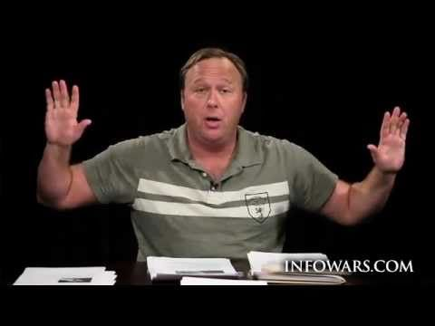 Alex Jones - Proof  Osama Bin Laden Death Another Gov't Lie!!