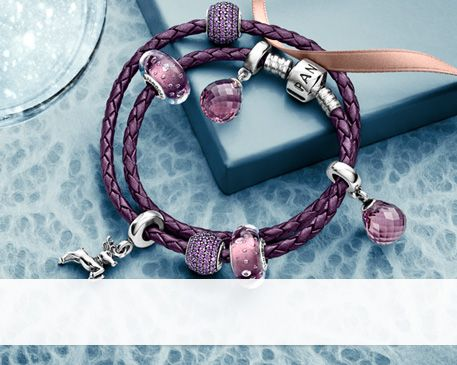 Winter Collection 2013. Genuine Pandora Jewelry: Official Website | PANDORA