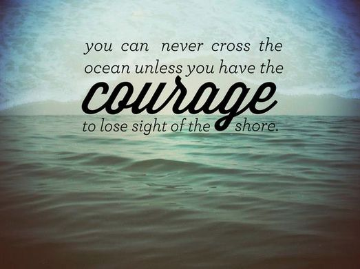 100 Best Sayings About Exploration Exploration Quotes: Christopher Columbus #quote #courage #exploration