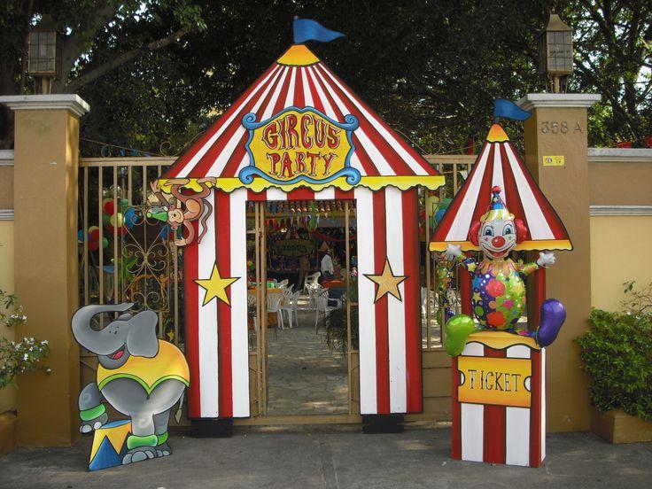 circus party - Buscar con Google