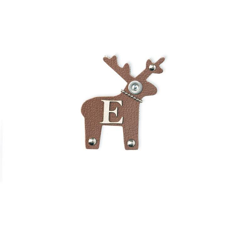 Jelení šperky monogramy Emanuel