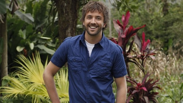 Darren McMullen - Love him. I want to host TV shows just like he does.