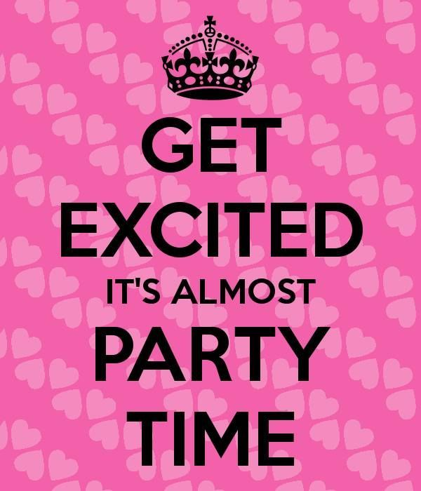 Get Excited Its Almost Party Time! LuLaRoe Jennifer Lynn Perry