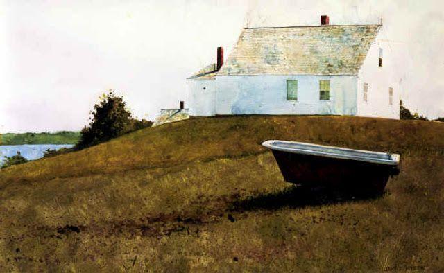ART & ARTISTS: Jamie Wyeth
