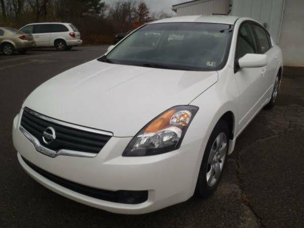 2007 Nissan altima s $3200