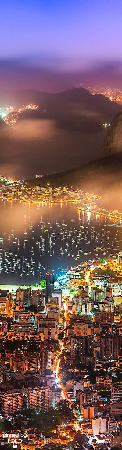 Rio, Brazil we love this city!