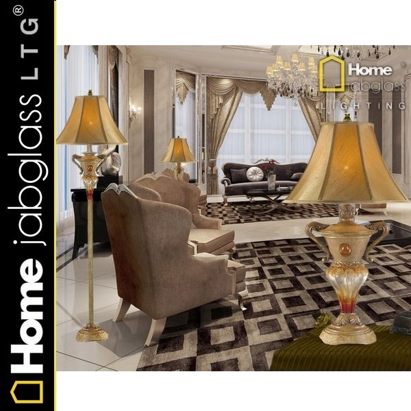 Lamps Set TABLE LAMP H~80 CM FLOOR LAMP H~174 CM AVAILABLE ON www.lampystolowe.pl