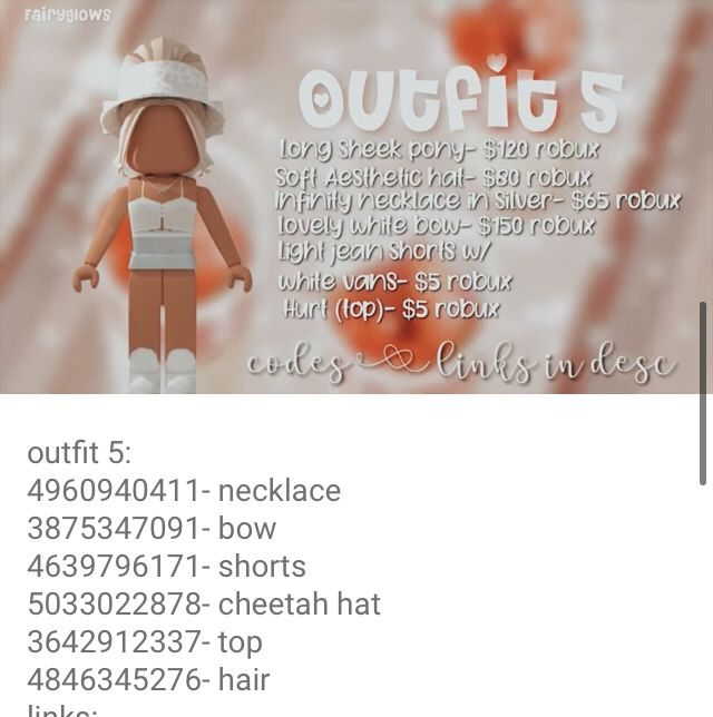 Roblox Soft Girl Aesthetic Outfit Ideas With Codes In 2021 Roblox Coding Roblox Shirt