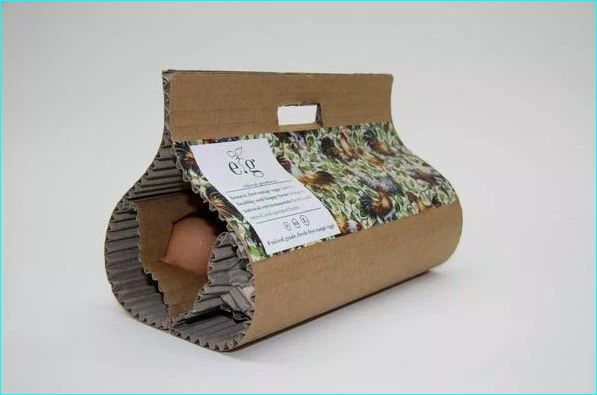 28 Amazing Egg Packaging for Inspiration
