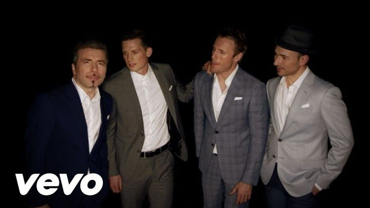 The Tenors - Lean On Me- ABSOLUTELY AMAZING COVER