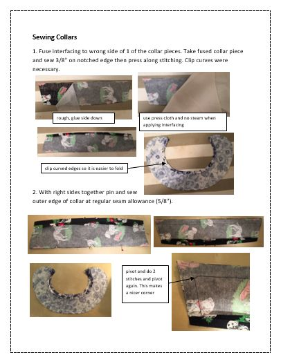 Sewing Collars p.1
