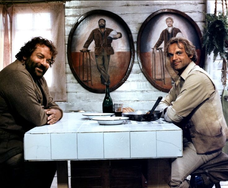 """( 2016 IN MEMORY OF ★ † BUD SPENCER """"Bud Spencer & Terence Hill"""" ) ★ † Carlo Pedersoli - Thursday, October 31, 1929 - 6' 2¾"""" - Naples, Campania, Italy. Died: Monday, June 27, 2016 (aged of 86) - Rome, Italy. Cause of death; (natural causes). ★ TERENCE HILL ( Mario Giotti - 5' 11¾"""" ) Wednesday, March 29, 1939 - Venice, Veneto, Italy."""
