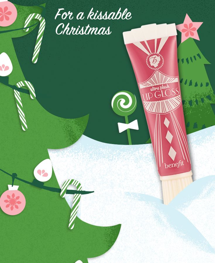Repin to win our ultra plush lip gloss (fauxmance)& post to Twitter with #benesweetshoppe on 20th Dec