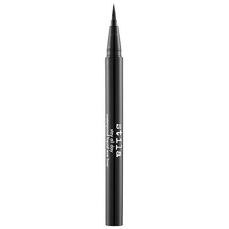 This can make thin/thick lines with total precision.  It is wet when applied, so you can erase mistakes, but will set quickly so it doesn't smudge on your eyelid. —Elaine L., Director, Business Strategy #Sephora #SephoraItLists