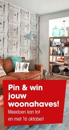 Niet gewonnen deze week? Gelukkig maak je vanaf nu opnieuw kans op 450,- shoptegoed via Pinterest maar ook via www.kwantum.nl, Facebook en Instagram! Doe dus weer mee met onze #woonahaves actie en maak jouw lijstje op je eigen woonahaves-bord!