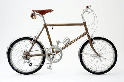 Diseño: Bicicleta Bianchi Mini Velo-7 | mypinkadvisor.com