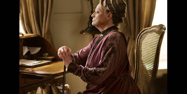 Violet, Dowager Countess of Grantham | Character Hub | Season 6 | Downton Abbey | Masterpiece | PBS