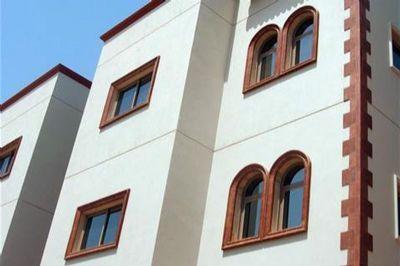 Moldura de gres para ventanas cer mica para exteriores - Ceramica para exteriores ...