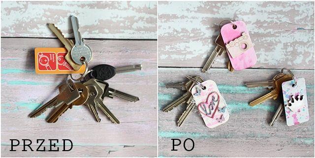 DIY, czyli jak zrobić brelok do kluczy?