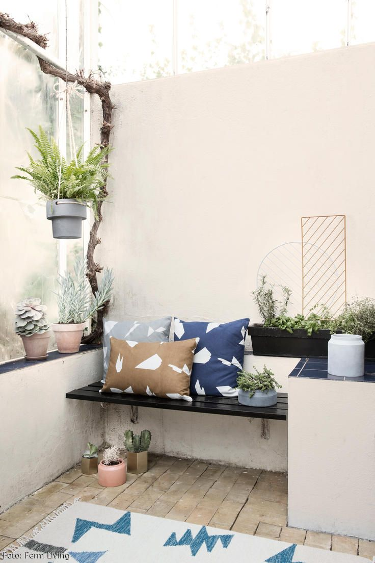 366 besten frühlingsdeko balkon & terrasse bilder auf pinterest, Gartengerate ideen