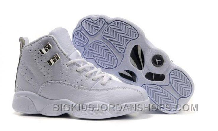 New Kids J12+J13 Punching White. Air Jordan ...